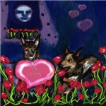 AUSTRALIAN CATTLE DOG Valentine
