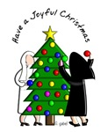 Catholic Nuns Christmas