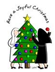 Catholic Nuns Christmas
