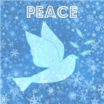 Christmas Peace Dove