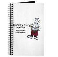 Don't Cry Over Limp Kilts Collection
