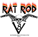 RAT ROD FLAMES