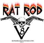 RAT ROD FLAMES