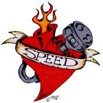 LOVE OF SPEED