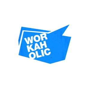 workaholic blue