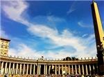 Heavenly Rome, Photo / Digital Painting