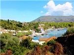 Greek View, Photo / Digital Painting