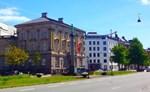 Street of Copenhagen, Photo / Digital Painting