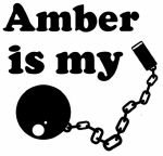 Amber (ball and chain)