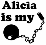 Alicia (ball and chain)