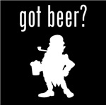 got beer? Leprechaun