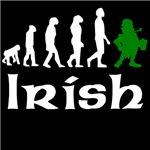 Irish Leprechaun Evolution