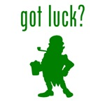 got luck? Leprechaun