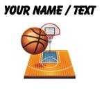 Custom Basketball Icon