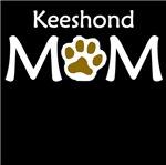 Keeshond Mom