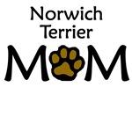 Norwich Terrier Mom