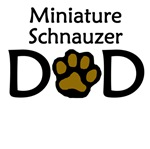 Miniature Schnauzer Dad