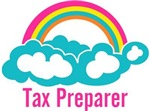 Cloud Rainbow Tax Preparer