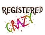 Registered Crazy