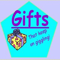 Gifts That Keep On Giggling
