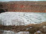 Icy Beautiful Roucheleau Pit