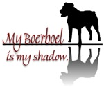 My Boerboel is My Shadow