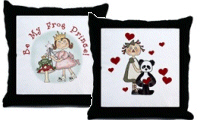 Valentine's Day Throw Pillows