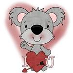Koala Valentine