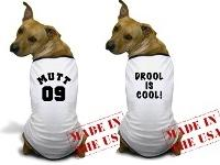 Dog T-shirts!