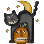 Halloween Fraidy Cat