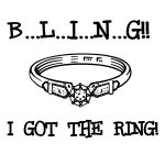 Engaged-BLING T-shirts and Gifts