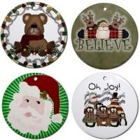 Christmas Holiday Ornaments