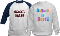 School Shirts for Kids!