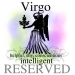 Zodiac Sign-Virgo the Virgin