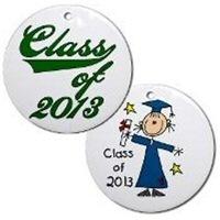 Graduation 2013 Keepsake Ornaments