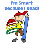 Smart Because I Read (Boy)