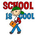 School is Cool (Boy) T-shirts and Gifts