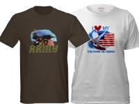 Soldiers and Veterans T-shirts and Gifts