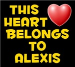 This Heart: Alexis (D)
