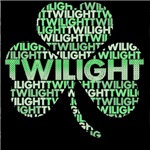 Twilight Shamrock St. Patrick's Day T-Shirts!