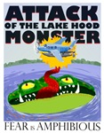 The Lake Hood Monster