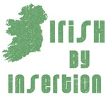 Irish by Insertion