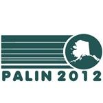 Palin 2012 Vintage T-Shirts