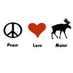 Peace, Love Maine