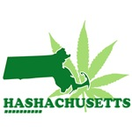 Funny Massachusetts Weed T-Shirts