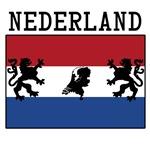 Nederland Flag T-Shirts