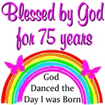 75TH BLESSINGS