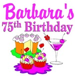 75th BIRTHDAY GIRL
