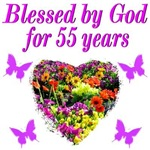 BLESSED 55TH