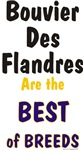 Bouvier Des Flandres Best of Breeds Gifts & Items